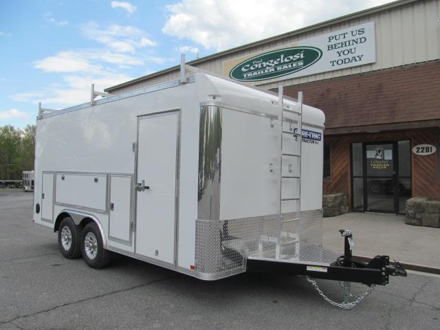 Sure-Trac Contractor Pro Enclosed Cargo Trailer