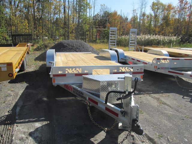 2020 N and N Trailers Tilt Equipment Trailer