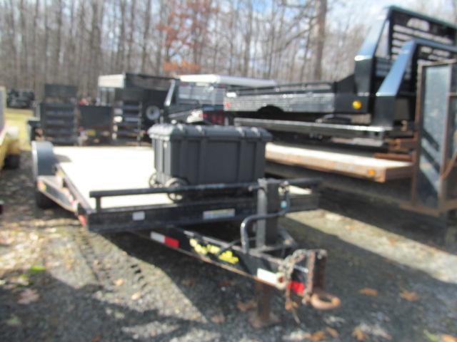 2015 Doolittle Trailer Mfg 7 X 20 14K Equipment Trailer Equipment Trailer
