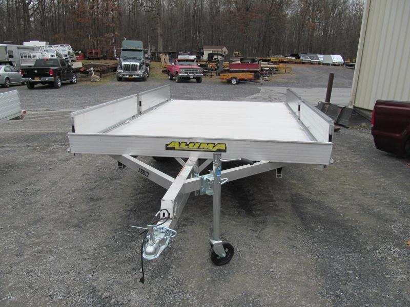 2020 Aluma A8812 Utility Trailer