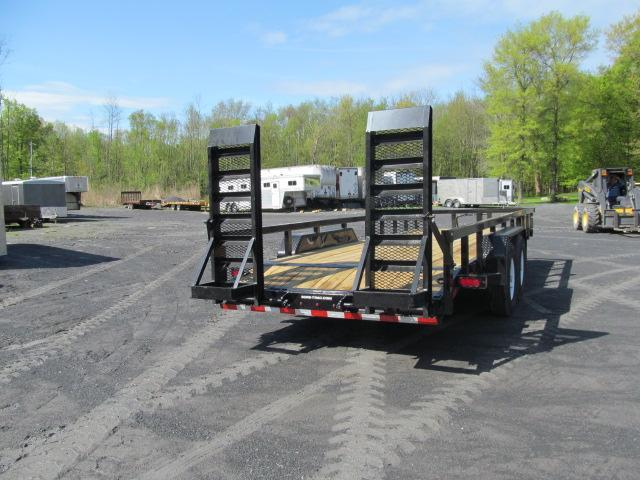 Sure-Trac 7 X 20 7 Ton HD Implement Equipment Trailer