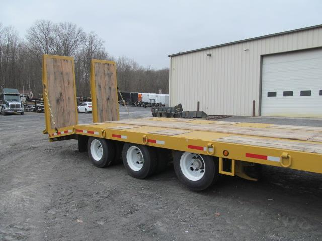 Custom Heavy Haul 25 Ton Paver Special