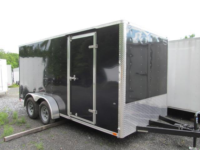 2019 Integrity Honor Line 7 X 16 Enclosed Cargo Trailer