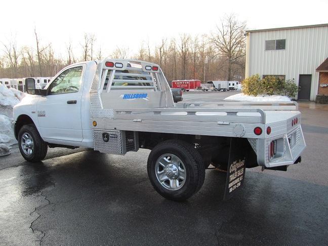 Hillsboro 3000 Series Aluminum Truck Bed