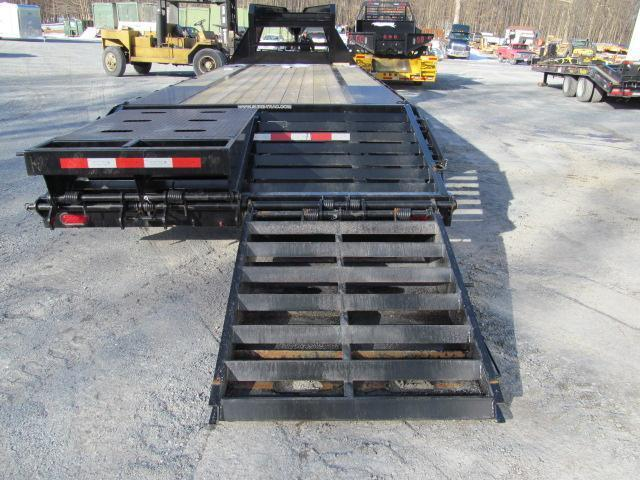 Sure-Trac 8 Ton Gooseneck w/ Monster Ramps