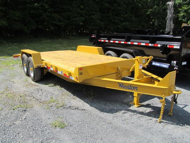Winston 7 Ton BW Tilt Equipment Trailer