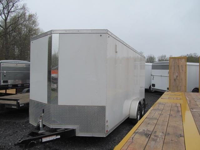 2019 Sure-Trac 7x16 V Front Enclosed Cargo Trailer