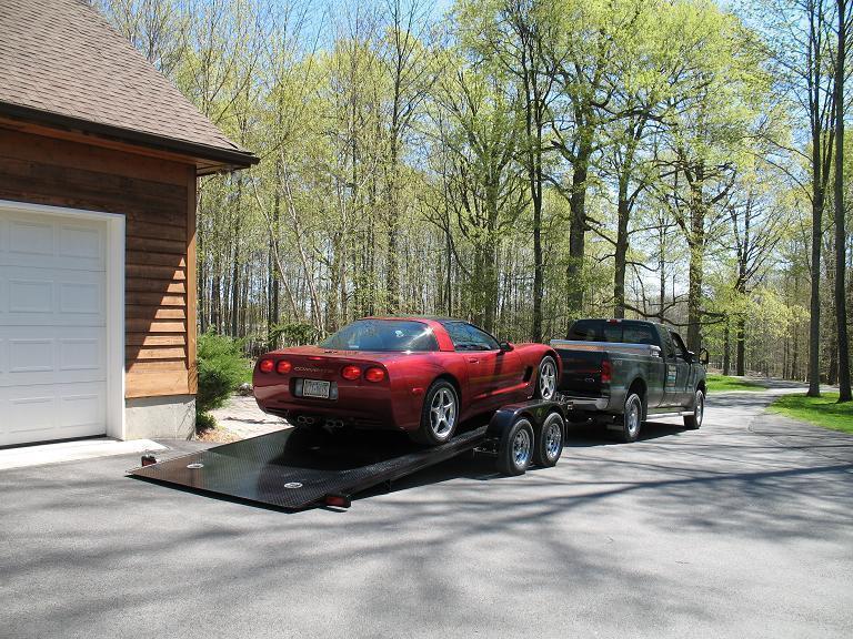 Kwik Load Rollback 20 Ft 7K GVW Car Trailer