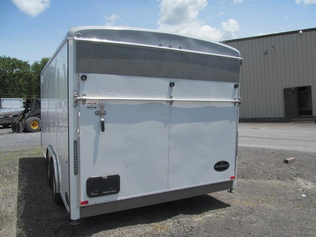 Integrity HD Landscape Package 8.5 X 16 Enclosed Cargo Trailer