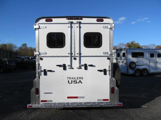 Trailers USA Patriot 3H Bumper Pull