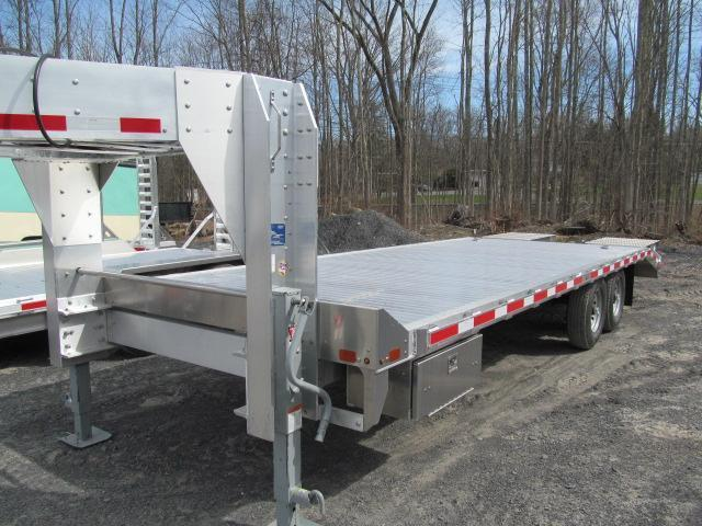 2020 Eby 15900 GVW Flatbed GN Equipment Trailer