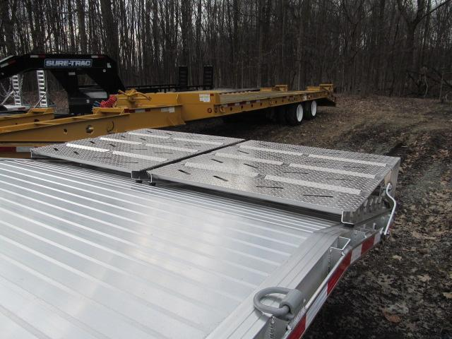 Eby 15900 GVW Flatbed GN Equipment Trailer