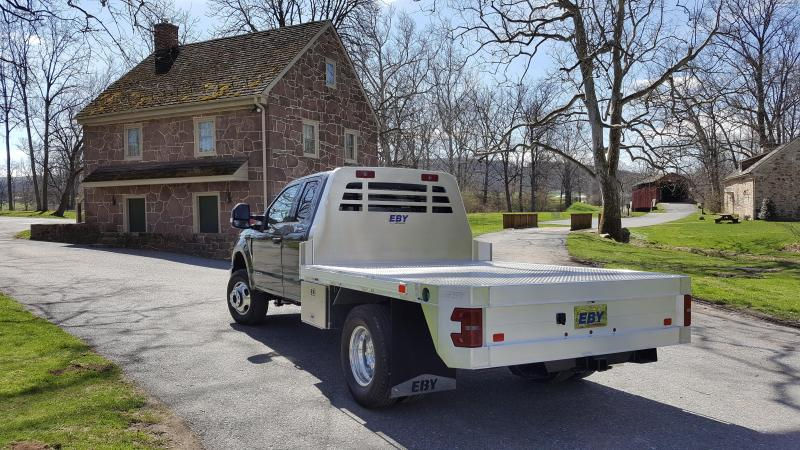 EBY BIG COUNTRY Flatbed Towing Body Truck Bed