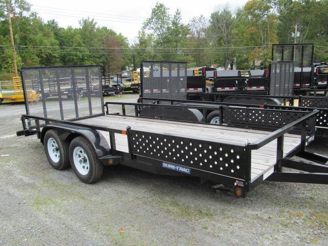 Sure-Trac 7 x 16 ATV Trailer