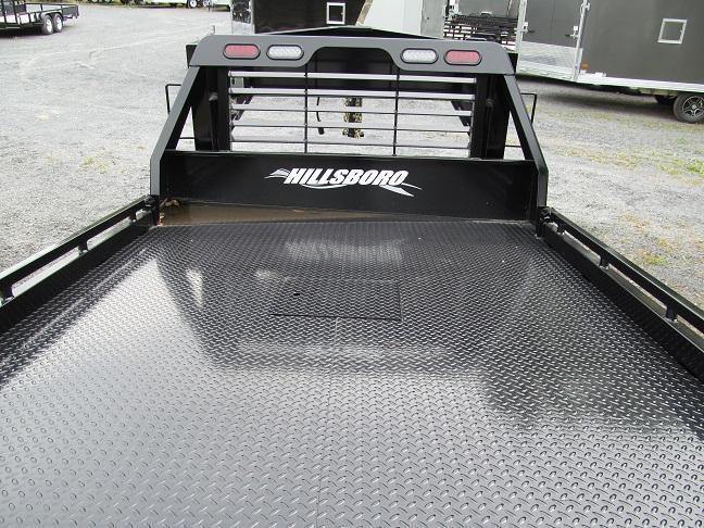Hillsboro GII Steel Truck Bed