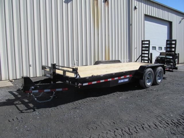 Sure-Trac 8 Ton Implement Trailer