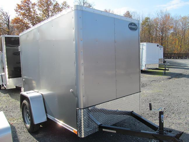 Integrity Trailers Honor Line Single Axle Cargo / Enclosed Trailer