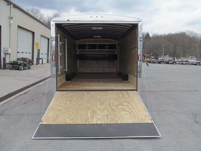 Sure-Trac 8.5 x 20 Landscape Enclosed Cargo Trailer