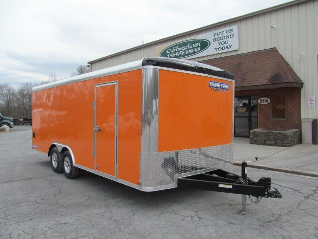 Sure-Trac 8.5 x 20 Landscape Enclosed Cargo Trailer