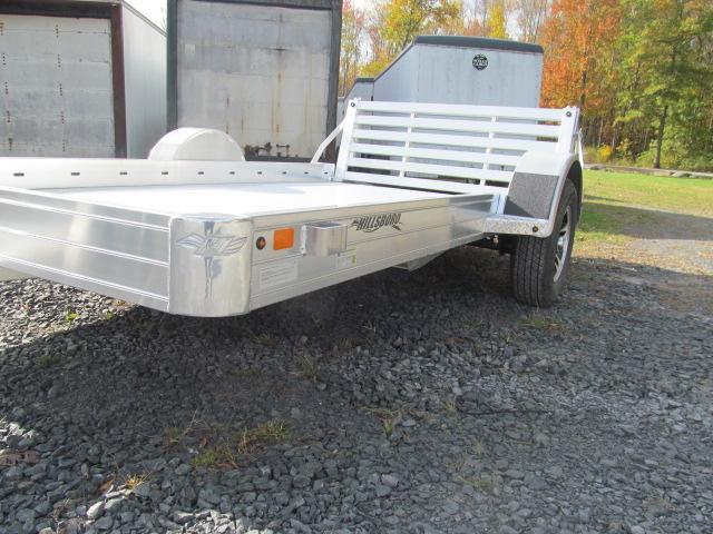 Hillsboro 6.5 X 12 Aluminum Utility Trailer
