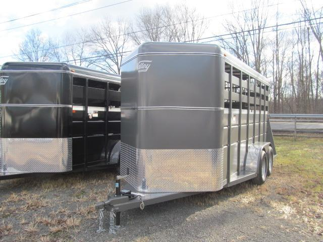 Valley Trailers 16' BP Stock Trailer