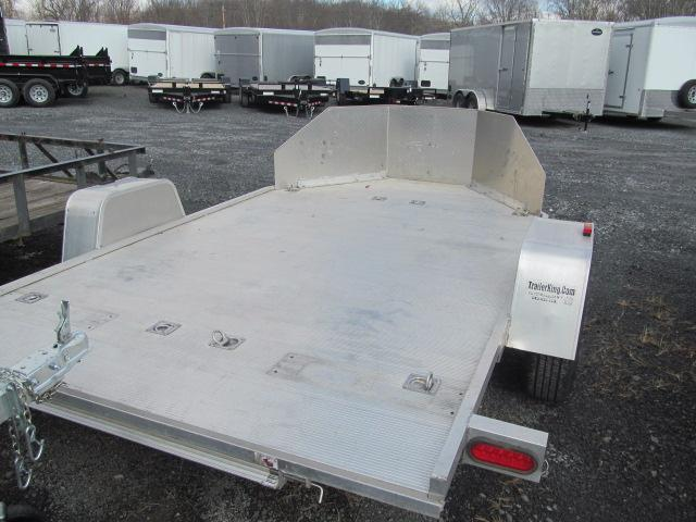 2014 Aluma MC210 2 Place Motorcycle Trailer Utility Trailer
