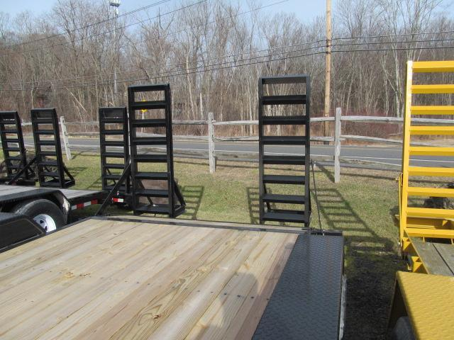 Sure-Trac 7 X 20 14K Implement Equipment Trailer