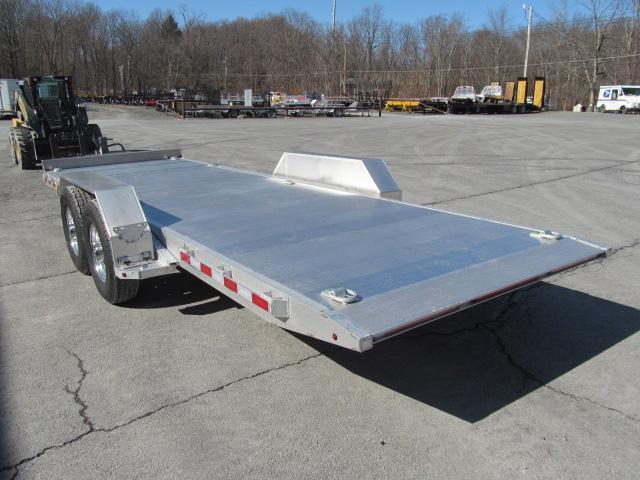 Aluma 82 X 22 All Aluminum 14K Tilt Equipment Trailer