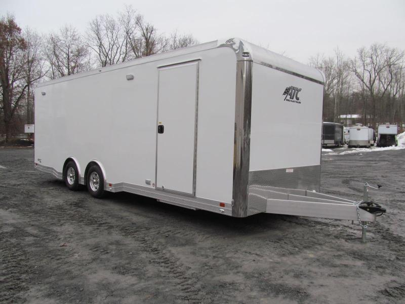 2019 ATC CH 305 All Aluminum Car Trailer w/ Premium Escape Door