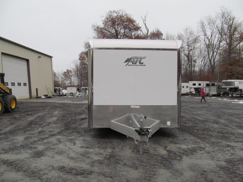 ATC CH 305 All Aluminum Car Trailer w/ Premium Escape Door