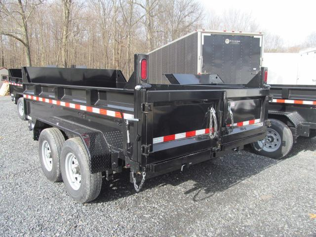 Sure-Trac 7 X 12 12K Low Profile Dump Trailer
