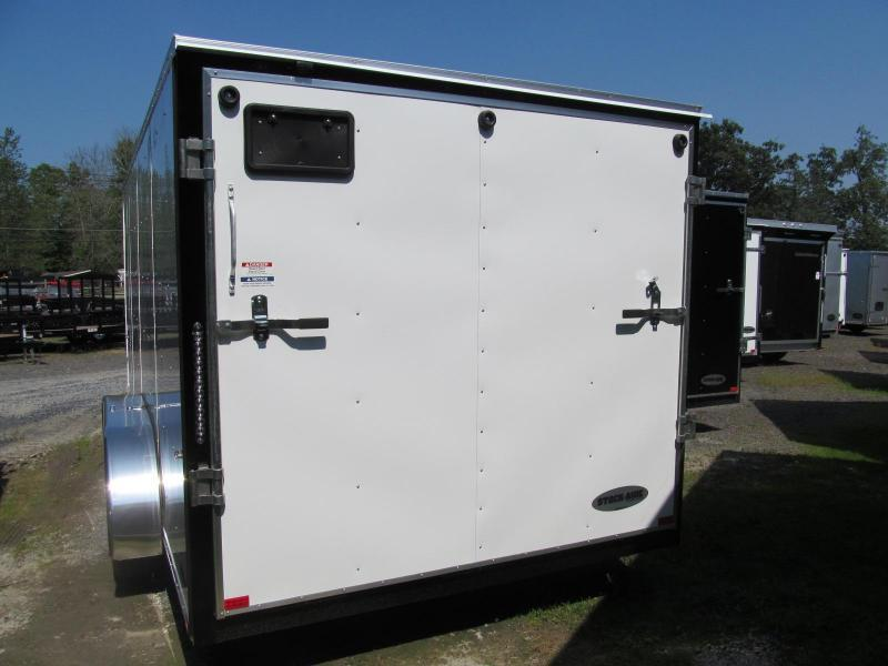 Integrity Stock-Aide 7 X 12 Enclosed