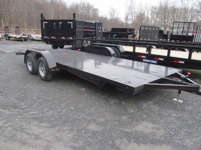 Kwik Load Rollback 18 Ft 7K GVW Car Trailer