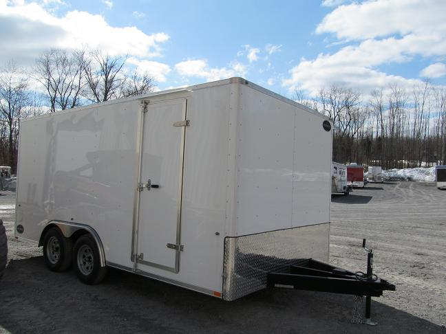 Integrity Trailers HL 8.5 Wide Car / Racing Trailer