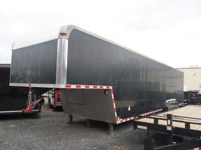 2007 Vintage Trailers 8.5 X 32 GN Enclosed Enclosed Cargo Trailer