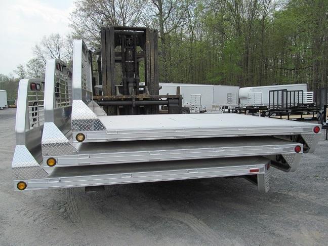 Hillsboro 2000 Series Aluminum Flatbed