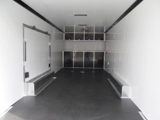 Aluminum Trailer Company 8.5 X 24 Raven CH Plus w/ Premium Escape Door