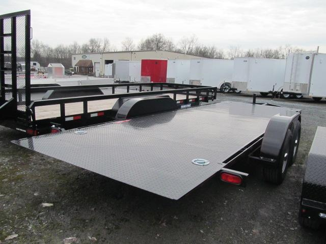 Kwik Load Rollback 20 Ft 10K GVW Car Trailer