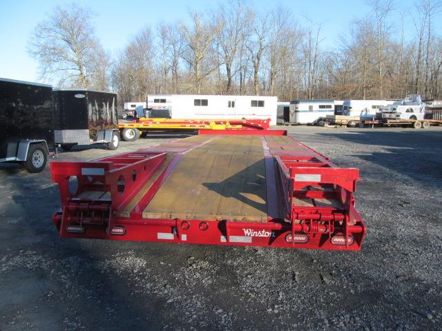 Winston Pro Series 10 Ton Deckover Equipment Trailer