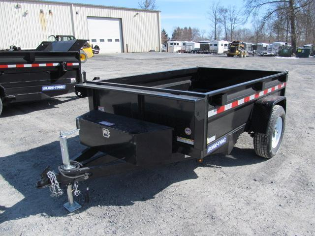 Sure-Trac 5 X 8 Low Profile Dump Trailer