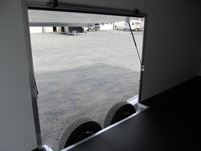 Aluminum Trailer Company 8.5 X 24 CH Plus w/ Premium Escape Door
