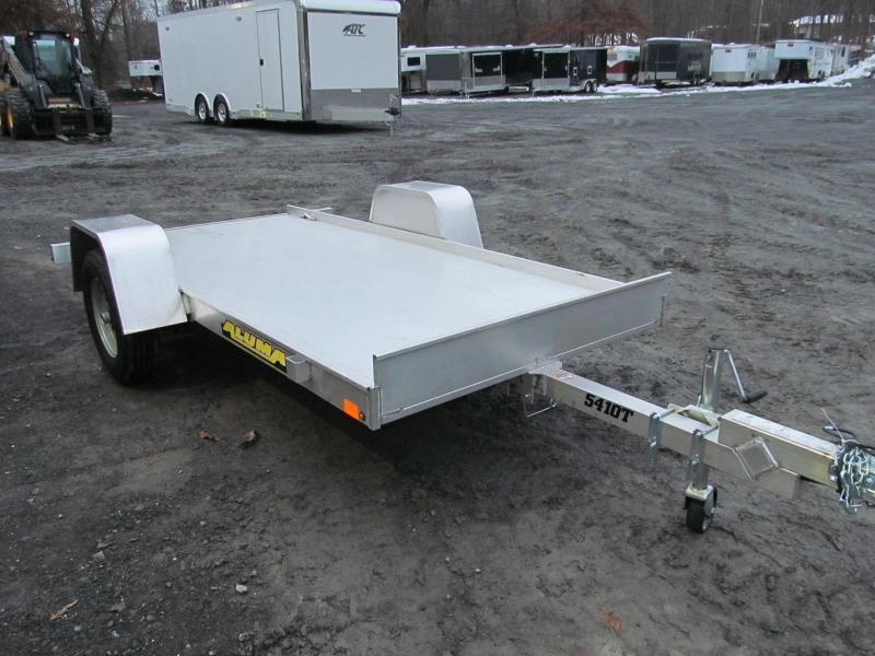 Aluma 5410T Tilt Utility Trailer