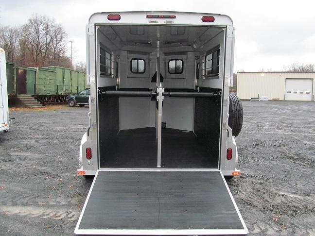 Trailers USA Patriot 2 Horse BP