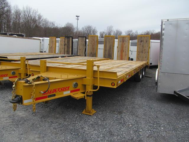 Custom Heavy Haul 22 Ton Paver Special Equipment Trailer