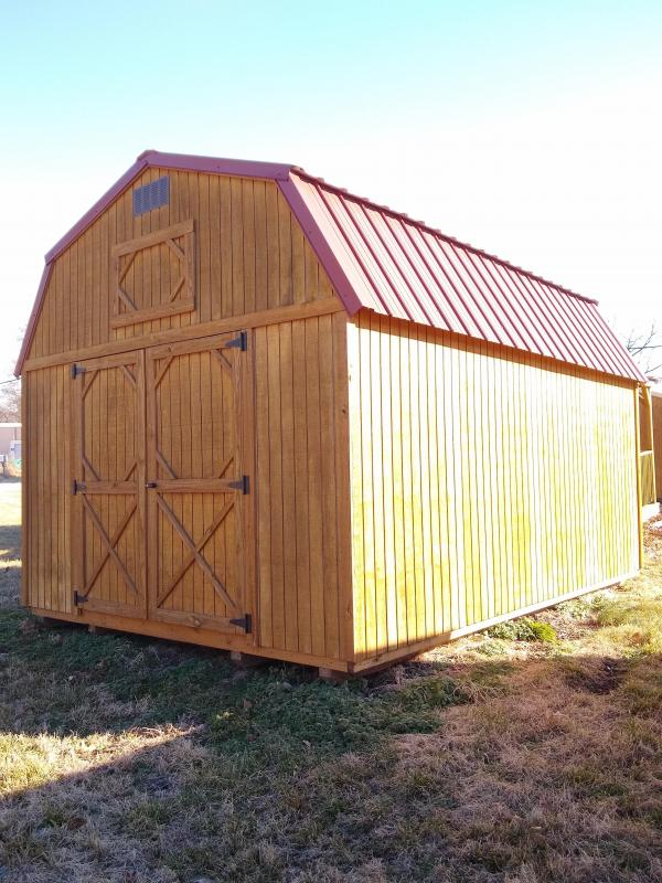 2021 BACKYARD PORTABLE BUILDINGS 8X12 - 16X40 LOFTED BARN