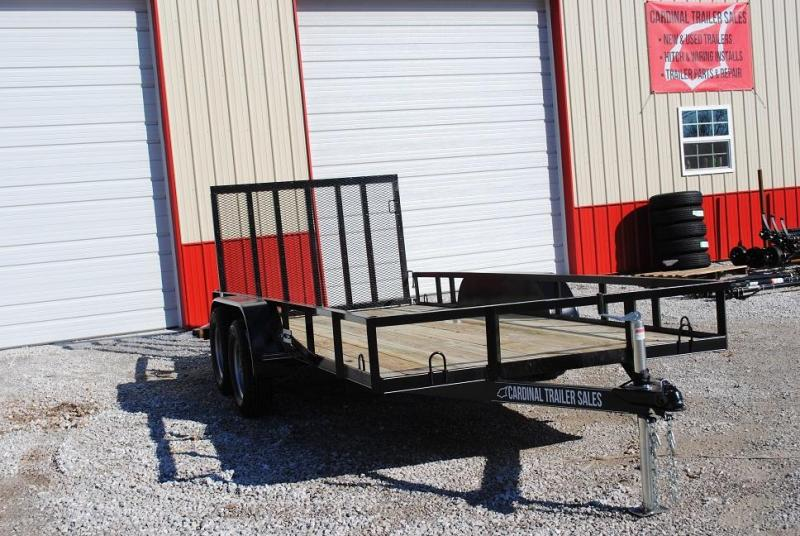 "2020 CTS 76"" X 16' Utility Trailer"