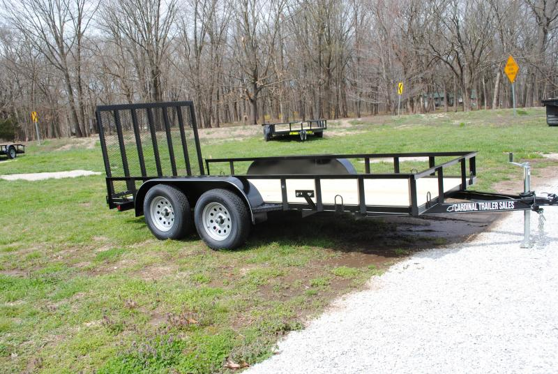 "2020 Other 76"" X 14' Utility Trailer"