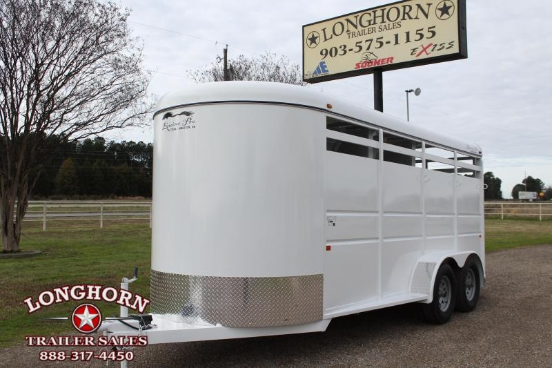 2020 Titan Trailers 3 Horse Bumper Pull with Front Tack Room Horse Trailer
