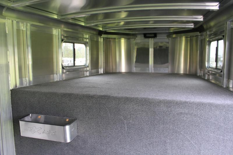 2020 Exiss  24' Show Cattle Combo w/ Side Ramp in Tack