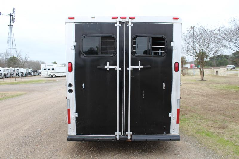 2000 Sundowner 4 Horse Gooseneck with Front Tack Room